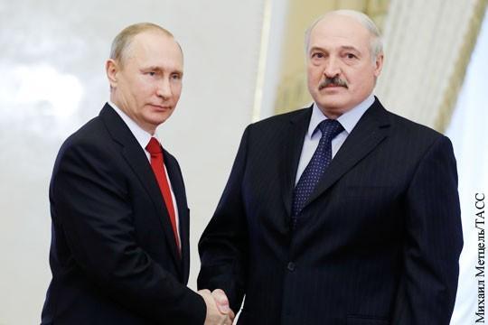 Александр Лукашенко начал воспринимать взаимовыгодные отношения с Россией
