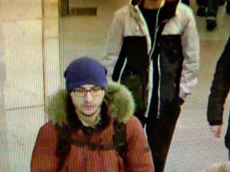 Теракт в Петербурге: опубликовано фото предполагаемого смертника