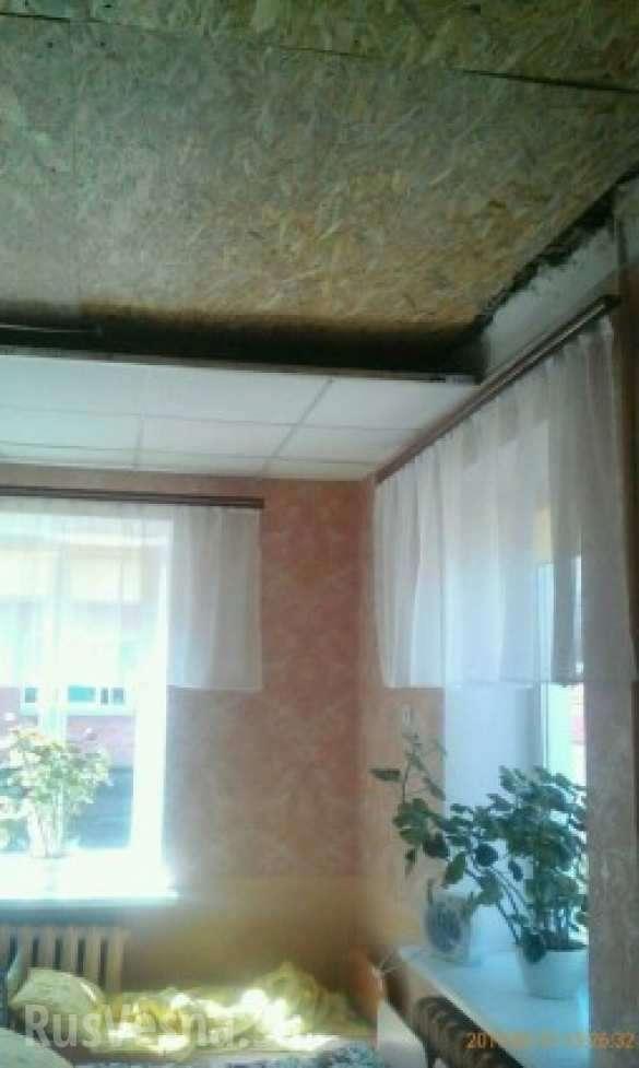 ЭтоУкраина: вдетском саду Полтавщины вовремя тихого часа рухнул потолок (ФОТО) | Русская весна
