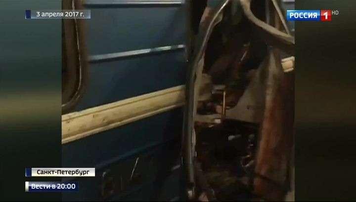 Теракт в питерском метро устроил молодой человек из хорошей семьи