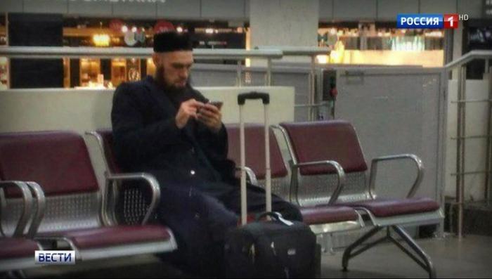 Пассажиры самолёта не пустили на борт «петербургского террориста»