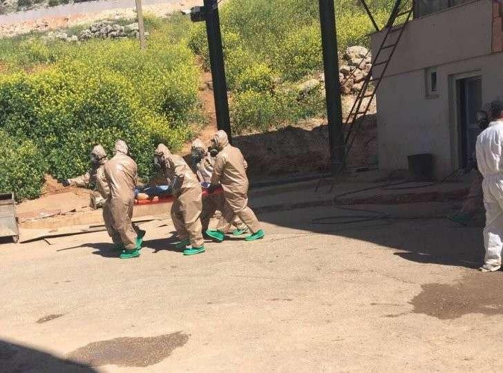 Химическая атака в Идлибе: очередная провокация глобалистов