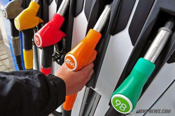 В ДНР отмечено снижение потребительских цен на бензин двух марок, дизельное топливо и газ — МЭР