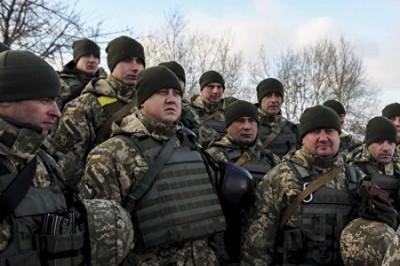 Украина: карателей АТО уже больше, чем полицейских
