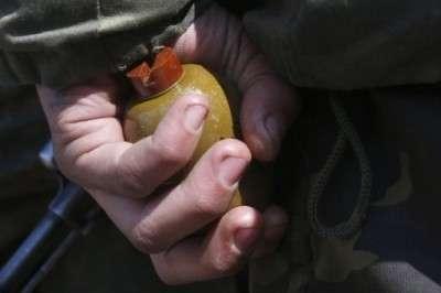 Теракт в Днепропетровске: каратель АТО в пьяном угаре кинул гранату в кафе
