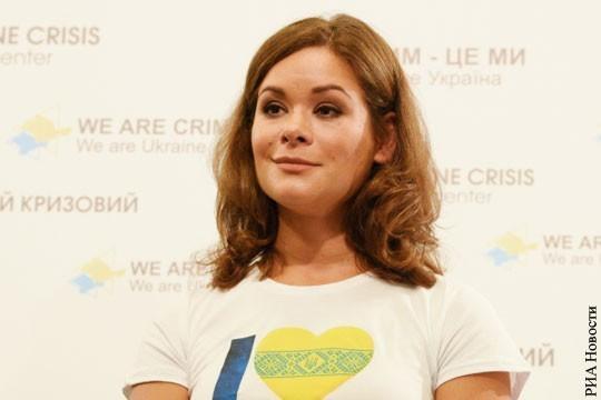 Мария Гайдар назначена удовлетворять Порошенко. Саакашвили тихо плачет в сторонке