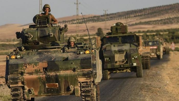 Сирия обвинила Турцию в аннексии северных территорий