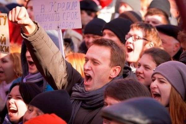 Митинги провокатора Навального и наивные школьные жертвы