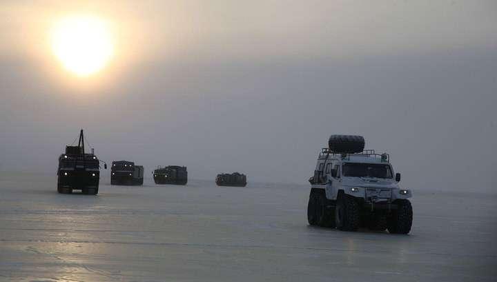 На Параде Победы 9 мая впервые покажут арктическую технику