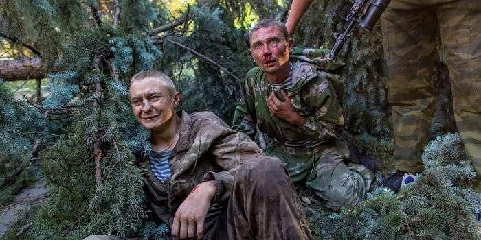 Задержанные каратели рассказали об угрозах со стороны командиров АТО