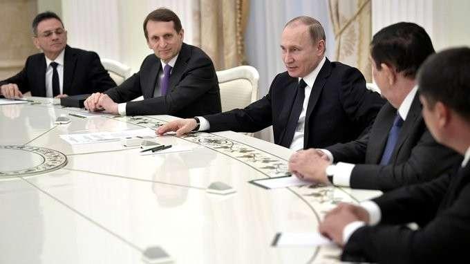 Встреча сруководителями органов безопасности испецслужб государств– участников СНГ