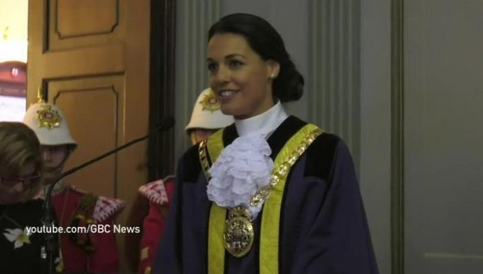 Бывшую Мисс мира Кайане Лопес назначили мэром Гибралтара