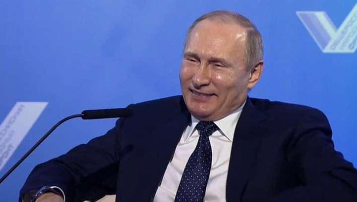 Владимир Путин привык не обращать внимания на похабщину в СМИ