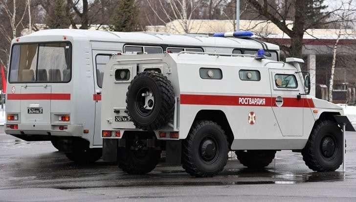 Четырех убийц полицейских ликвидировали в Астрахани