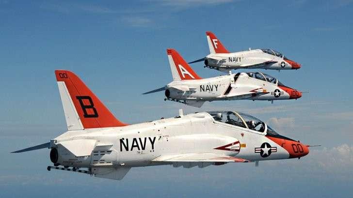 Почему пилоты ВМС США бойкотируют тренировочные полёты
