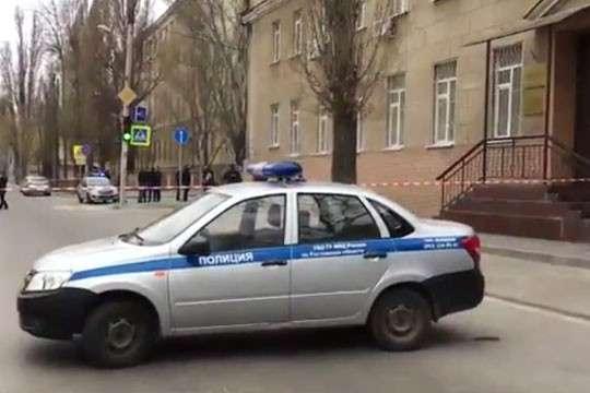 Взрыв произошёл в центре Ростова-на-Дону
