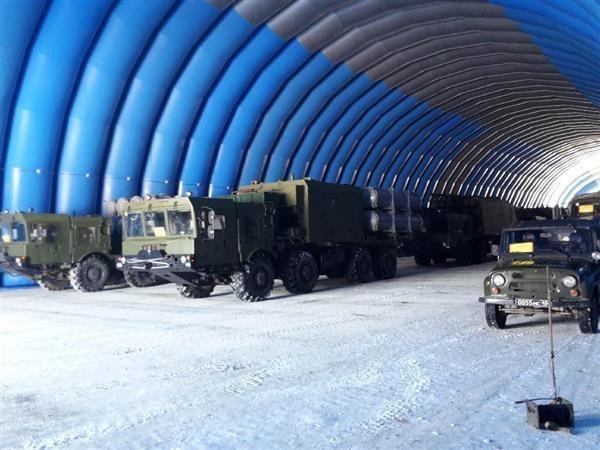 Береговые ракетные комплексы «Бал» обустраиваются наКурильских островах