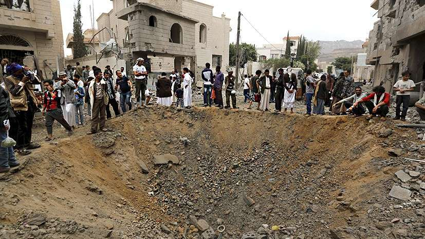 Великобритания потакает военным преступлениям Эр-Рияда в Йемене