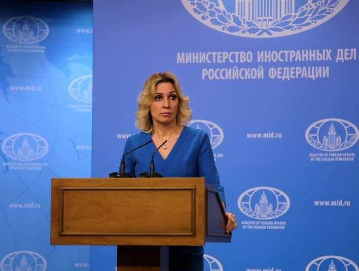 Брифинг официального представителя МИД России Марии Захаровой 5.04.2017