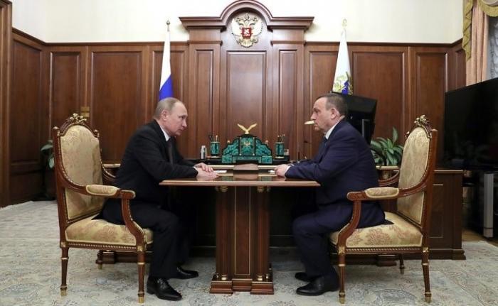 Владимир Путин назначил ВРИО главы Мари Эл Александра Евстифеева