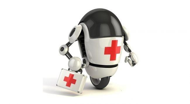 В Москве представили отечественного робота-хирурга