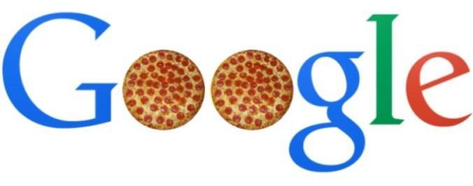 Пиццерия Google «всё включено», добрый день, слушаю вас!