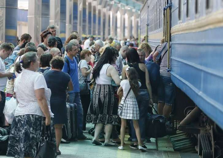 Апокалиптическая картина «украинского безвиза»
