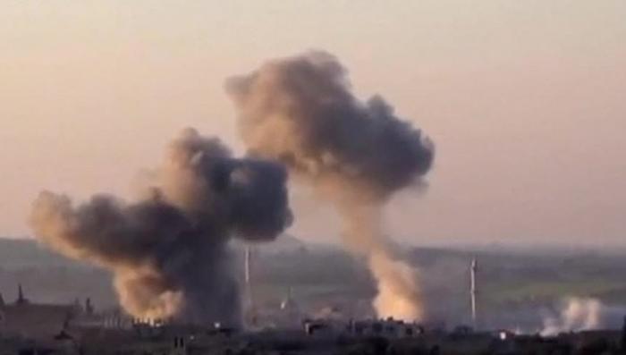 Клеветники из ЕС и США без разбирательств обвинили Асада в химатаке в Хан Шейхуне