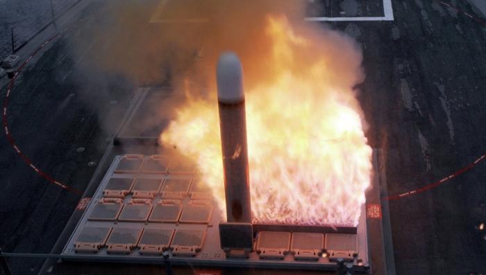 Сирия: США нанесли ракетный удар по базе правительственных войск