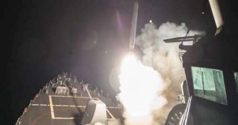 Сирия: Русские военные были на авиабазе во время ракетного удара США