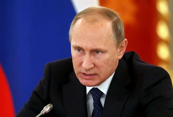 Владимир Путин: удар США по Сирии агрессия против суверенного государства