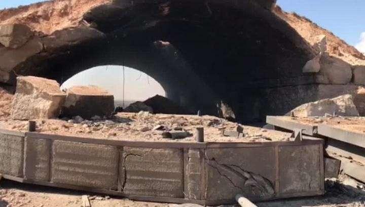 Сирия: разрушения авиабазы Шайрат после удара томагавками США