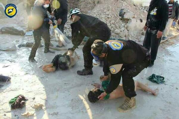 Шведские медики: наёмники сионистов убили детей ради инсценировки атаки химоружием
