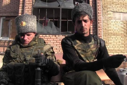 ДНР и ЛНР появилась благодаря отважным воинам Русского Мира