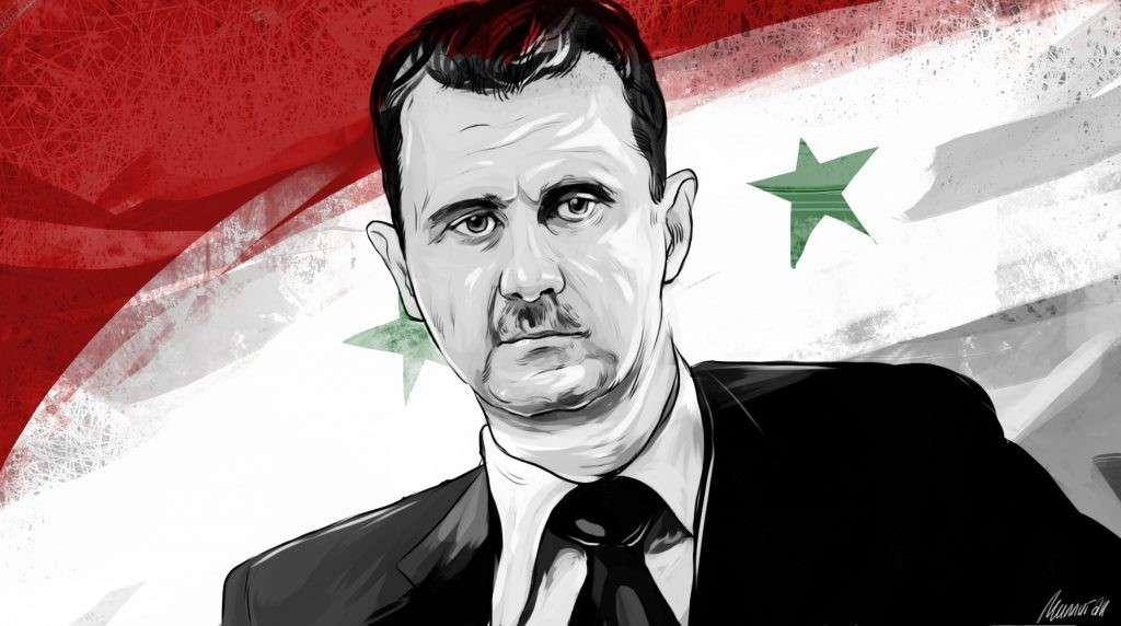 Президент Сирии Башар Асад прокомментировал ракетный обстрел американскими террористами