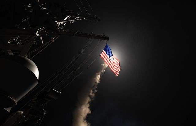 Агрессия США в Сирии показала кто на чей стороне в глобальном конфликте