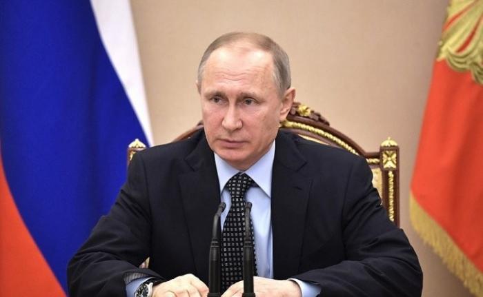 Владимир Путин провёл совещание спостоянными членами Совета Безопасности по вопросам Сирии