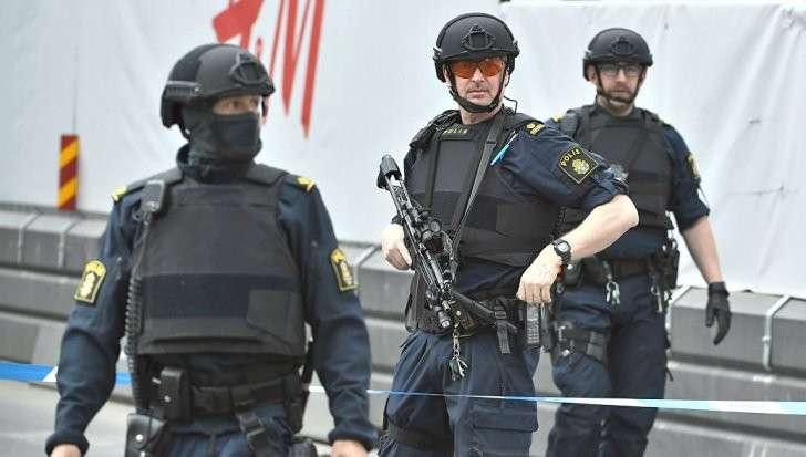 Швециия: задержан второй подозреваемый в теракте