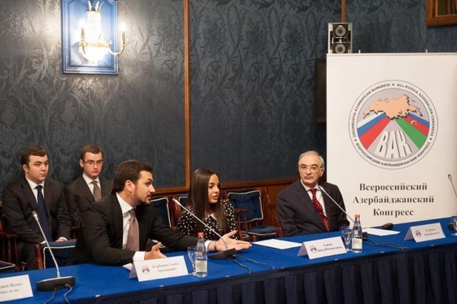 В России ликвидируют азербайджанский конгресс. Армяне ликуют