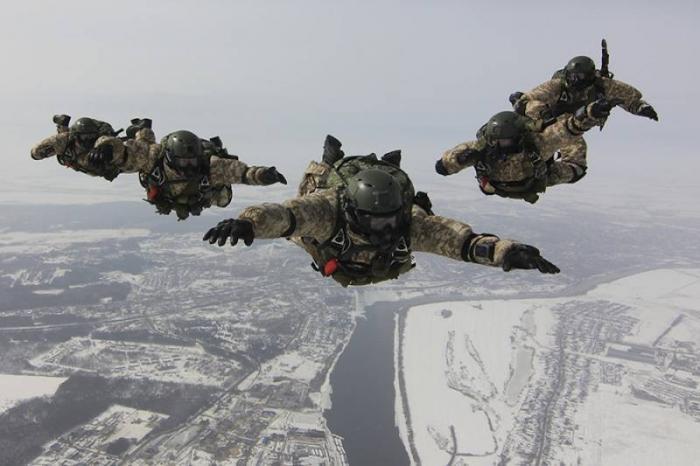 Российские силы специальных операций глазами американцев