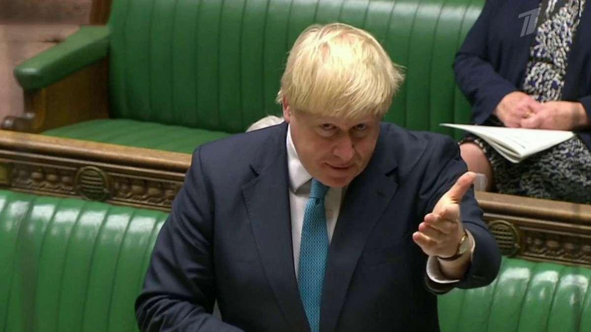 Глава МИД Великобритании Борис Джонсон отменил поездку в Россию в связи с событиями в Сирии