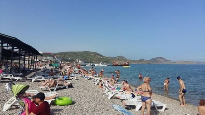 Крым: отели будут наказывать за сброс отходов в чёрное море