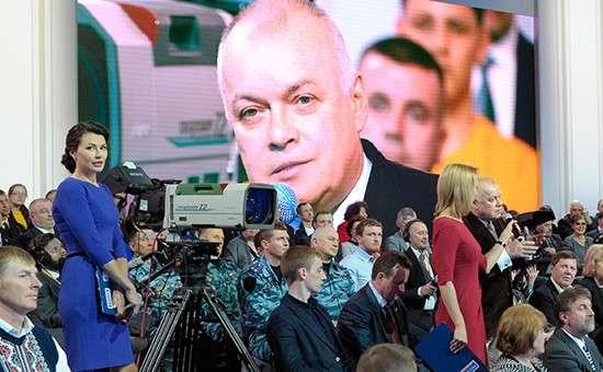 По телевидению России будут больше говорить о внутренних проблемах