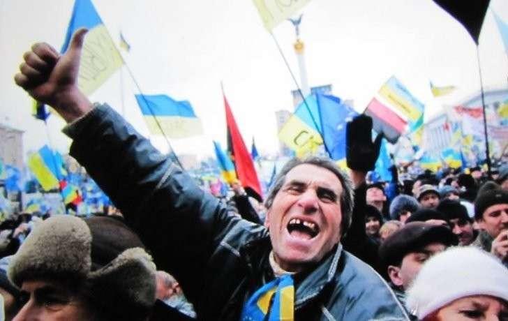 Украина: распад и превращение в бесправный концлагерь ТНК