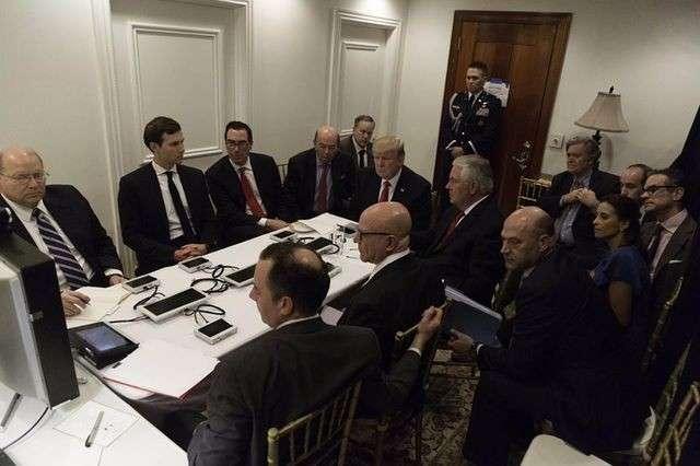 Удар «Томагавками» в Сирии вернулся как бумеранг. Путин помогает Трампу разогнать «ястребов»?