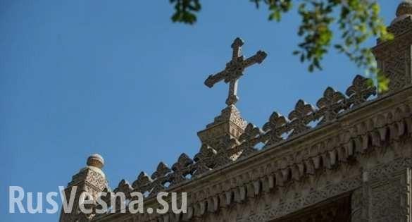 Второй взрыв вЕгипте: опять христианская церковь