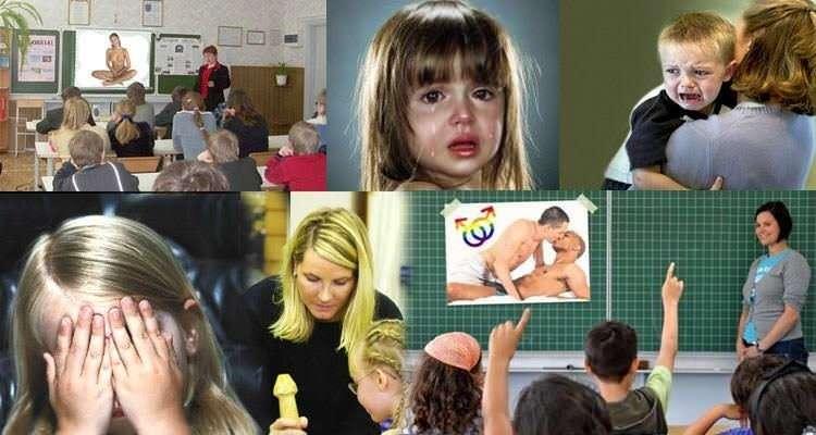 Развращение российских детей началось при Ельцине