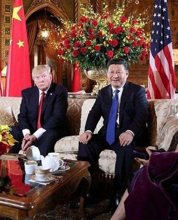 Званый ужин Трампа и председателя Си Цзиньпина. Инсайдерская информация