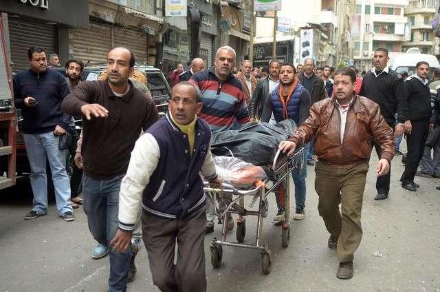 В Египте введён режим чрезвычайного положения на три месяца на три месяца