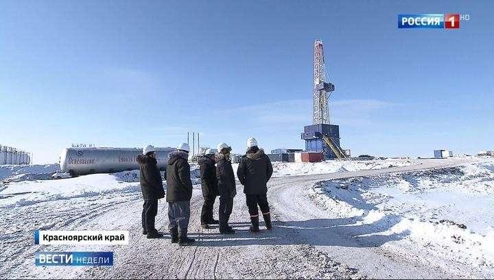 Русские бурят самую северную скважину в мире и буксируют айсберги массой свыше миллиона тонн